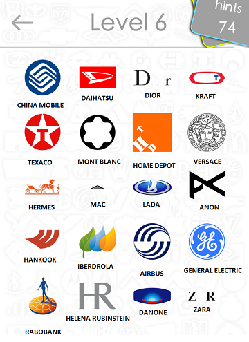 Philippines Logo Quiz Answers