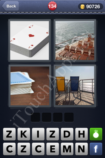 4 Pics 1 Word Level 134 Solution