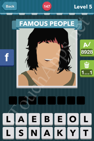 level 147 answer stallone