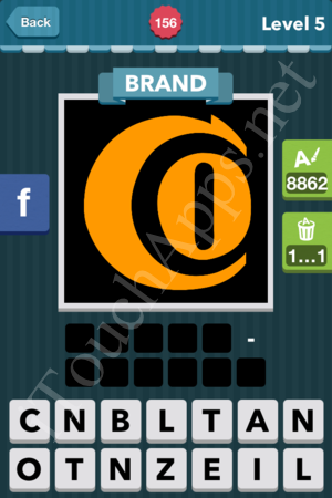 level 156 answer continental